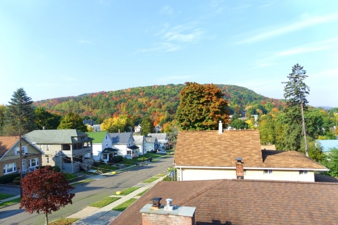 block in binghamton in fall