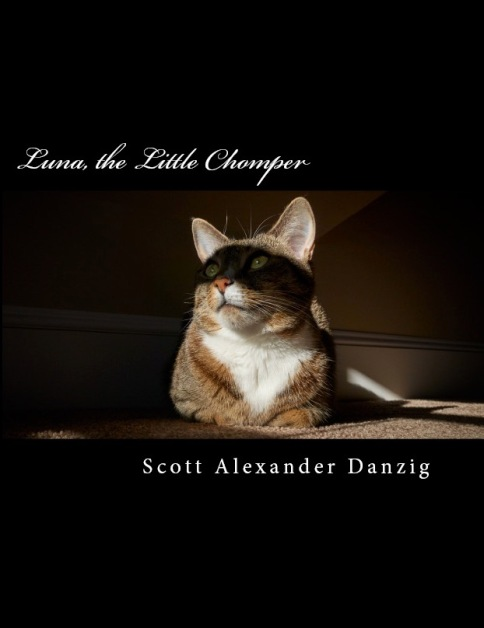 Little Chomper book cover